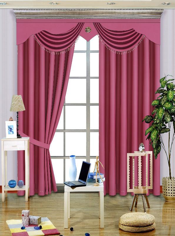 Rèm trang trí phòng khách nên chọn màu trung tính