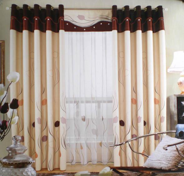 Rèm vải phòng ngủ 27