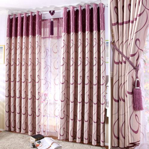 Rèm vải phòng ngủ 37