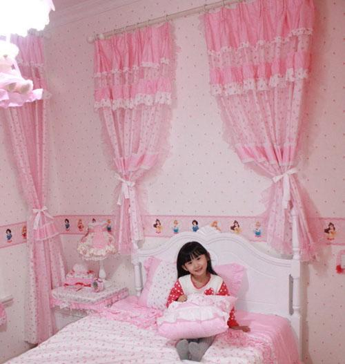Rèm vải phòng trẻ em 32