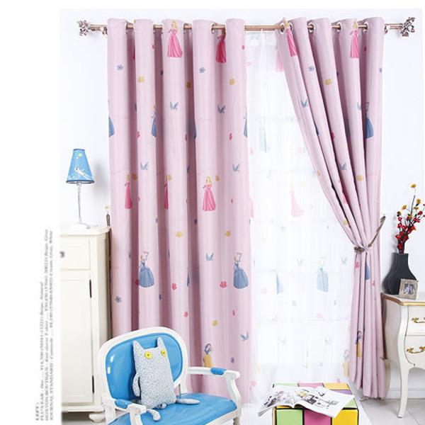 Rèm vải phòng trẻ em 33