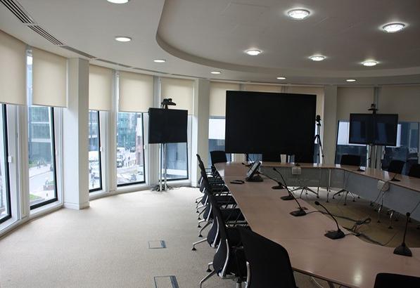 Chọn rèm văn phòng đẹp cho công ty chuyên về lĩnh vực phần mềm