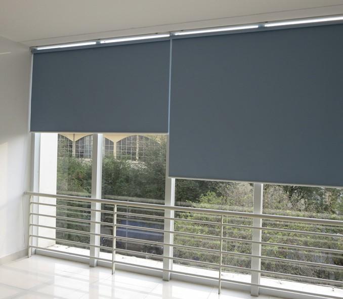 4 loại rèm cửa chống nắng tốt nhất cho văn phòng