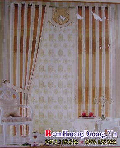 Rèm vải hiện đại tại Ba Đình